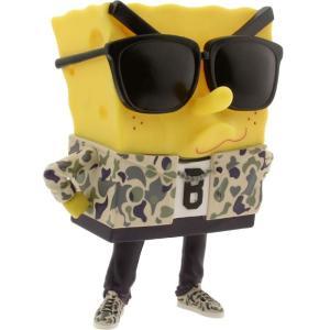 スポンジ ボブ SpongeBob フィギュア x spongebob spongebob squarepants 8 inch figure yellow fermart-hobby
