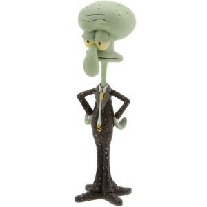 スポンジ ボブ SpongeBob フィギュア x spongebob squidward 4 inch figure gray fermart-hobby