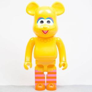 セサミストリート Sesame Street フィギュア sesame street big bird 1000% bearbrick figure yellow|fermart-hobby