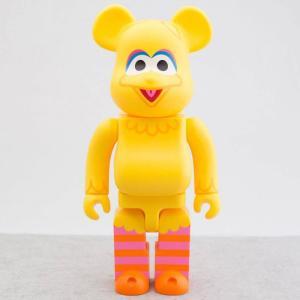 セサミストリート Sesame Street フィギュア sesame street big bird 400% bearbrick figure yellow|fermart-hobby