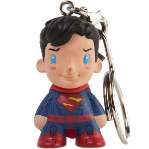 ディーシー コミックス DC Universe グッズ キーチェーン x dc universe superman 1.5 inches keychain blue|fermart-hobby