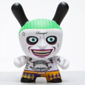 キッドロボット Kidrobot フィギュア x batman suicide squad joker 5 inch dunny figure white|fermart-hobby