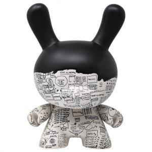 キッドロボット Kidrobot フィギュア jean-michel basquiat pegasus masterpiece 8 inch dunny art figure black fermart-hobby