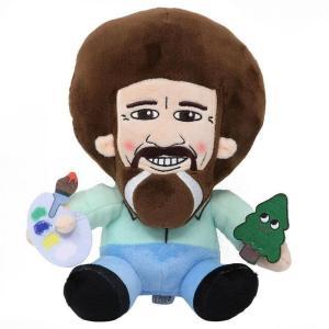キッドロボット Kidrobot ぬいぐるみ・人形 bob ross phunny plush brown fermart-hobby