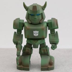 トランスフォーマー Transformers フィギュア bait x transformers x bumblebee 4.5 inch figure - camo edition|fermart-hobby