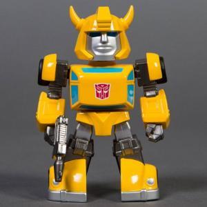 トランスフォーマー Transformers フィギュア bait x transformers x bumblebee 4.5 inch figure - original edition|fermart-hobby
