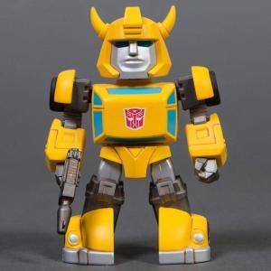 トランスフォーマー Transformers フィギュア x transformers x switch collectibles bumblebee 4.5 inch figure - antique metals edition|fermart-hobby