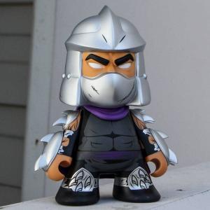 キッドロボット キッドロボット Kidrobot Kidrobot x TMNT Shredder Medium 7 Inch Figure|fermart-hobby