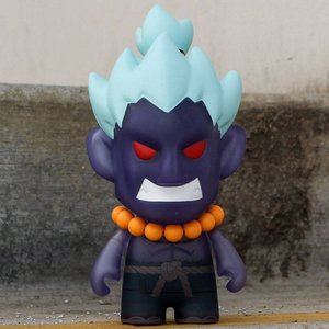 ストリートファイター BAIT x Street Fighter x Kidrobot Oni Akuma 7 Inch Medium Figure - 2016 SDCC Exclusive|fermart-hobby