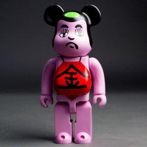 ベアブリック メディコム フィギュア・おもちゃ Medicom Medicom x Tokyo Skytree Soramachi Kintaro Ame 400% Bearbrick Figure|fermart-hobby