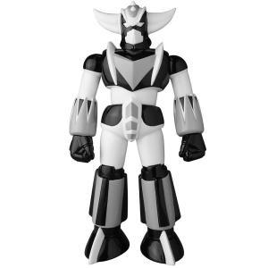UFOロボ グレンダイザー UFO ROBOT GRENDIZER フィギュア ufo robot grendizer monochrome color ver. sofubi figure black/white|fermart-hobby
