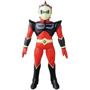 UFOロボ グレンダイザー UFO ROBOT GRENDIZER フィギュア ufo robot grendizer pilot duke fleed sofubi figure red|fermart-hobby