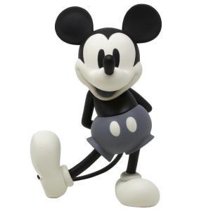 ミッキーマウス Mickey Mouse フィギュア vcd mickey mouse standard b&w ver. figure black fermart-hobby