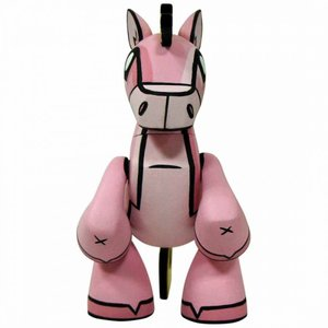 ジョー レッドベター Chinese Zodiac Mini Figure By Joe Ledbetter - Horse|fermart-hobby