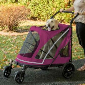 Pet Gear ペットギア ペットグッズ 犬用品 ペットカート Expedition No Zip Stroller fermart-hobby