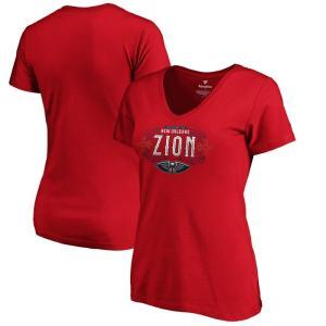 ファナティクス ブランデッド Fanatics Branded レディース Tシャツ Zion Wi...
