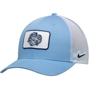 ナイキ Nike メンズ キャップ North Carolina Tar Heels Classic 99 Alternate Logo Trucker Adjustable Snapback Hat - Carolina Blue|fermart-hobby