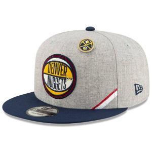 ニューエラ New Era メンズ キャップ スナップバック 帽子 Denver Nuggets 2...