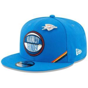 ニューエラ New Era メンズ キャップ スナップバック 帽子 Oklahoma City Th...