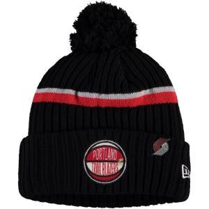 ニューエラ New Era メンズ ニット 帽子 Portland Trail Blazers 20...