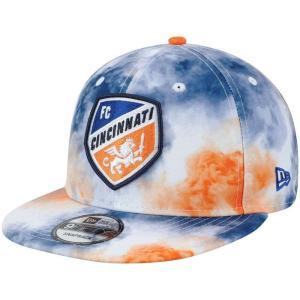 ニューエラ New Era メンズ キャップ スナップバック 帽子 FC Cincinnati Co...
