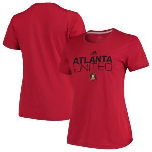 アディダス adidas レディース Tシャツ トップス Atlanta United FC Per...