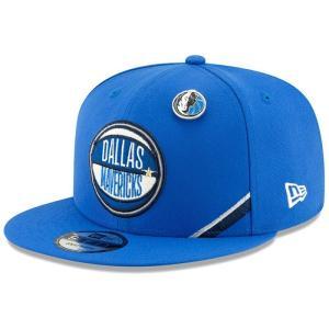 ニューエラ New Era メンズ キャップ スナップバック 帽子 Dallas Mavericks...