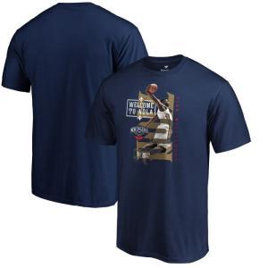 ファナティクス ブランデッド Fanatics Branded メンズ Tシャツ Zion Will...