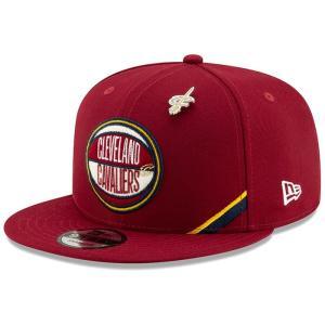 ニューエラ New Era メンズ キャップ スナップバック 帽子 Cleveland Cavali...
