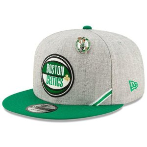 ニューエラ New Era メンズ キャップ スナップバック 帽子 Boston Celtics 2...