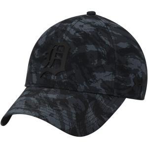 アンダーアーマー Under Armour メンズ キャップ 帽子 Detroit Tigers Tonal Camo Performance Adjustable Hat - Charcoal|fermart-hobby