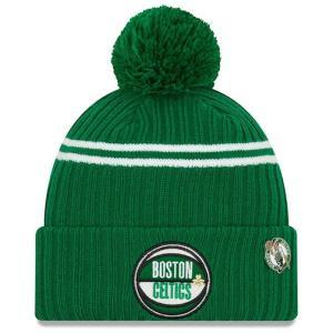 ニューエラ New Era メンズ ニット 帽子 Boston Celtics 2019 NBA D...