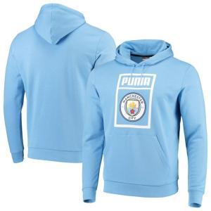 プーマ Puma メンズ パーカー トップス Manchester City Shoe Tag Pu...