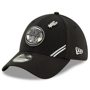 ニューエラ New Era メンズ キャップ 帽子 San Antonio Spurs 2019 N...
