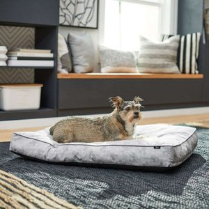 Disney ディズニー ペットグッズ 犬用品 ベッド・マット・カバー ベッド Mickey Mouse Pillow Cat & Dog Bed, Gray Patterned|fermart-hobby