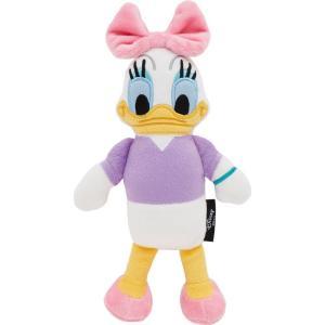 Disney ディズニー ペットグッズ 猫用品 おもちゃ Daisy Duck Plush Kicker Cat Toy with Catnip|fermart-hobby