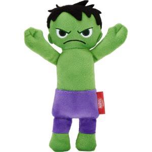 Marvel マーベル ペットグッズ 猫用品 おもちゃ 's The Hulk Plush Kicker Cat Toy with Catnip|fermart-hobby