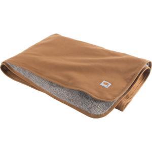 Carhartt カーハート ペットグッズ 犬用品 ベッド・マット・カバー 毛布・ブランケット Dog Blanket, Brown fermart-hobby