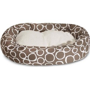 Majestic Pet マジェスティックペット ペットグッズ 犬用品 ベッド・マット・カバー ベッド Fusion Sherpa Bagel Dog Bed|fermart-hobby