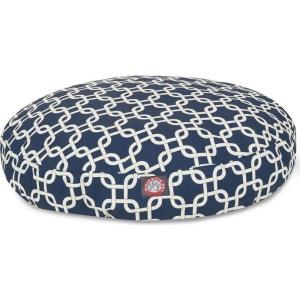 Majestic Pet マジェスティックペット ペットグッズ 犬用品 ベッド・マット・カバー ベッド Links Round Dog Bed|fermart-hobby