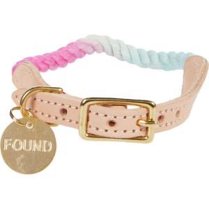 Found My Animal ファウンド マイ アニマル ペットグッズ 犬用品 首輪・ハーネス・リード 首輪・カラー Rope & Leather Cat and Dog Collar fermart-hobby