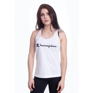 チャンピオン Champion レディース タンクトップ トップス - Tank Top White - Tank white|fermart-hobby
