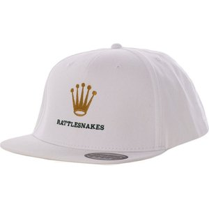 インペリコン Impericon ユニセックス キャップ 帽子 - Crown White - Cap white|fermart-hobby