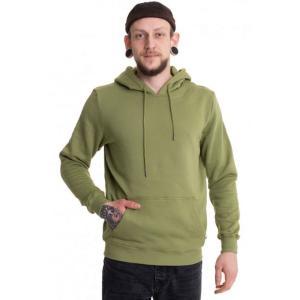 アーバンクラシックス Urban Classics メンズ パーカー トップス - Organic Basic Newolive - Hoodie green fermart-hobby