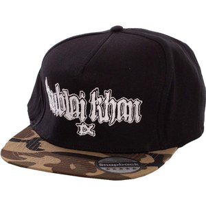 インペリコン Impericon ユニセックス キャップ 帽子 - TX Logo Black/Jungle Camo - Cap black|fermart-hobby