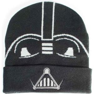 インペリコン Impericon ユニセックス ニット ビーニー 帽子 - Classic Vader - Beanie black|fermart-hobby