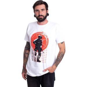 インペリコン Impericon メンズ Tシャツ トップス - Tokyo Spectre White - T-Shirt white|fermart-hobby