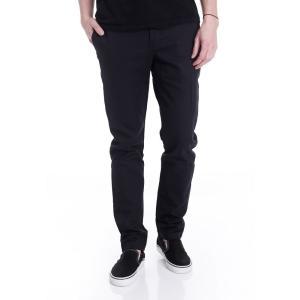 ディッキーズ Dickies メンズ ボトムス・パンツ Slim Skinny Work 803 Pants black|fermart-hobby