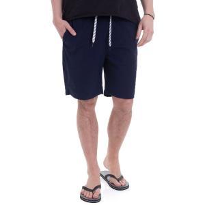 クレプト Cleptomanicx メンズ ショートパンツ ボトムス・パンツ Track Dark Navy Shorts blue|fermart-hobby