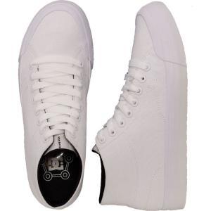 インペリコン Impericon レディース スニーカー シューズ・靴 - Evan HI Zero TX White - Shoes white fermart-hobby